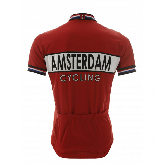 amsterdam shirt rood
