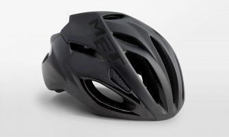 MET Rivale helm zwart